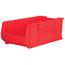 Akro-Mils 24 inch Super Size AkroBins® AKR30286REDCS