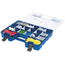 Akro-Mils Plastic Portable Hardware and Craft Parts Organizer AKR6318CS
