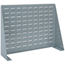 Akro-Mils Louvered Steel Panel Bench Rack AKR98600 Grey
