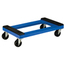 Akro-Mils Reinforced Padded Capped Dolly AKRRMD3018RC4PNAB