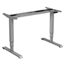 Alera Alera® ActivErgo™ WorkRise™ Series Three-Stage Electric Height-Adjustable Table Base with Memory Controls ALEHT3SAG