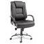 Alera Alera® Ravino Series High-Back Swivel/Tilt Leather Chair ALERV44LS10C