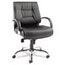 Alera Alera® Ravino Series Mid-Back Swivel/Tilt Leather Chair ALERV45LS10C