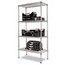 Alera Alera® Wire Shelving Starter Kit ALESW503618SR