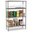Alera Alera® Wire Shelving Starter Kit ALESW504818BA