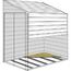 Arrow Sheds Floor Frame Kit for 4'x7' & 4'x10' Bldgs ARRFB47410
