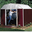 Arrow Sheds Red Barn 10'x8' ARRRH108