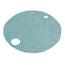 Hospeco TaskBrand™ Miscellaneous Sorbents AllSorb™ Drum Topper Universal Melt Blown HSCAS-ACA-DT