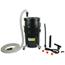 Atrix International High Capacity HEPA Abatement Vacuum ATRATIHCTV5H