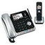 Vtech Communications AT&T® TL86109 Two-Line DECT 6.0 Phone System with Bluetooth® and Digital Answering System ATTTL86109