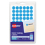 Avery Avery® Removable Self-Adhesive Round Color-Coding Labels AVE05050