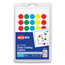 Avery Avery® Round Assorted Removable See-Through Color Dots AVE05473
