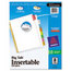 Avery Avery® WorkSaver® Big Tab™ Paper Dividers AVE11123