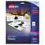Avery Avery® Tickets w/Tear-Away Stubs AVE16154