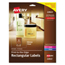 Avery Avery® Rectangle Easy Peel® Labels AVE22822