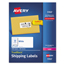 Avery Avery® Shipping Labels with TrueBlock™ Technology AVE5163