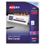 Avery Avery® Large Embossed Tent Cards AVE5309