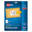 Avery Avery® Shipping Labels with TrueBlock™ Technology AVE8164