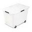 Advantus Advantus® Rolling 15-Gal. Storage Box AVT34009
