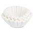 Rockline Filter White Wide 12 Cup BFVROC48101