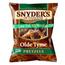 Snyder's Olde Tyme Pretzels BFVSNY02218