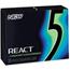 Wrigley's 5 Gum React Mint Slim Pack BFVWMW23114-BX