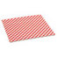 Packaging Dynamics Grease-Resistant Red Check Sheets BGC057700