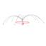 BirdBGone 360° 8' Spinning Bird Spider® BIRMMBS800SPN