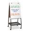 Best-Rite Best-Rite® Wheasel® Easel Dry Erase Board BLT33250