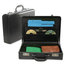 Bond Street, Ltd Bond Street, Ltd. Koskin Leather-Look Expandable Attaché Case BND456022BLK