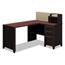 Bush Bush® Enterprise Collection Corner Desk BSH2999MCA203