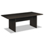 HON basyx® BL Laminate Series Rectangle Conference Table with Slab Base BSXBLC72RESES
