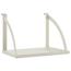 HON basyx® Verse® Steel Hanging Shelf BSXVSH24GYGY