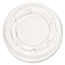 Boardwalk Crystal-Clear Portion Cup Lids BWKYLS-2FR