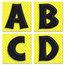 Carson Dellosa Carson-Dellosa Publishing Quick Stick™ Letters Set CDP119013