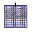 Carson Dellosa Carson-Dellosa Hundreds Pocket Chart with 100 Clear Pockets, Colored Number Cards CDP158157