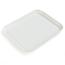 Carlisle Glasteel™ Solid Rectangular Tray CFS1612FG001