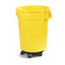 Carlisle Bronco™ Containers with Dolly CFS34114404
