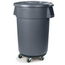 Carlisle Bronco™ Containers with Dolly CFS34114423