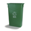 Carlisle Trimline™ Recycling Containers CFS342023REC09CS