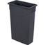 Carlisle Trimline Trash Can CFS34202323CS