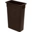 Carlisle Trimline Trash Can CFS34202369CS