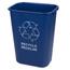 Carlisle Recycle Wastebasket 41.25 Quarts CFS342941REC14CS