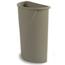 Carlisle Centurian™ Half Round Container 21 Gallon CFS34302106CS