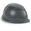 Carlisle Centurian™ Half Round Lid - Grey CFS34302223CS
