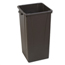 Carlisle Centurian™ Tall Square Container 23 Gallon CFS34352369CS