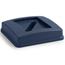 Carlisle Centurian™ Paper Recycle Lid CFS343937REC14CS