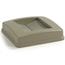 Carlisle Centurian™ Large Lid - Beige CFS34395106CS