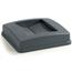 Carlisle Centurian™ Large Lid - Grey CFS34395123CS