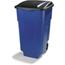 Carlisle 50 Gal Rolling Container CFS34505014CS